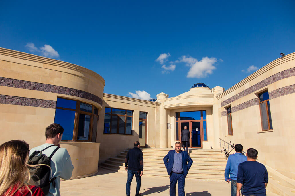 Gobustan Museum Azerbaijan tourist attractions