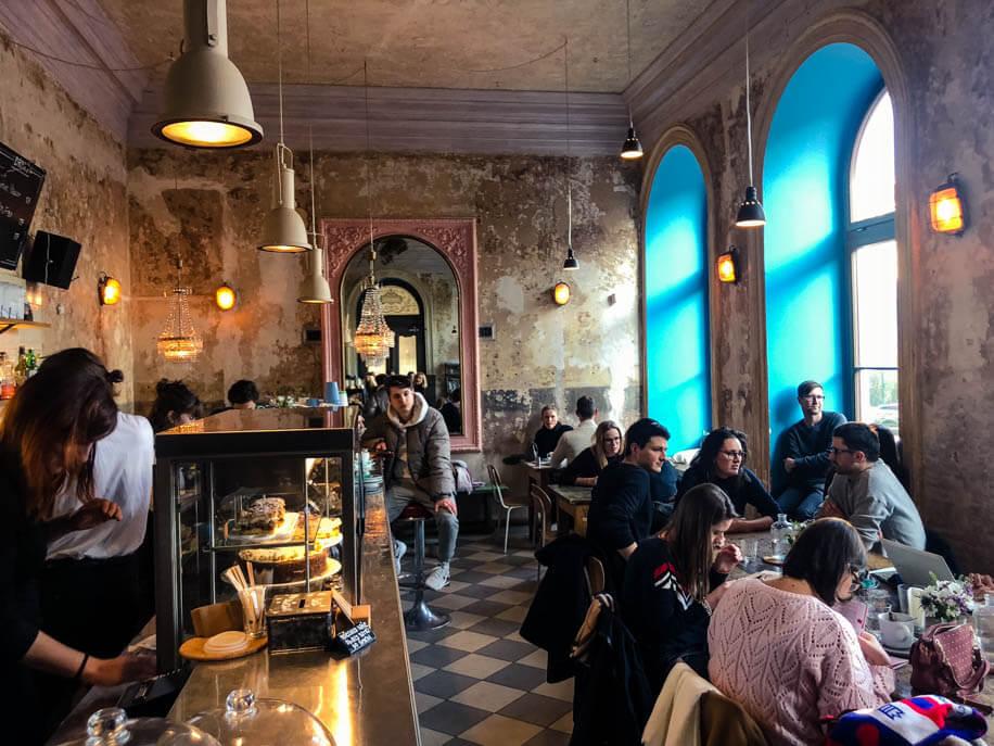 Café Letka Prague