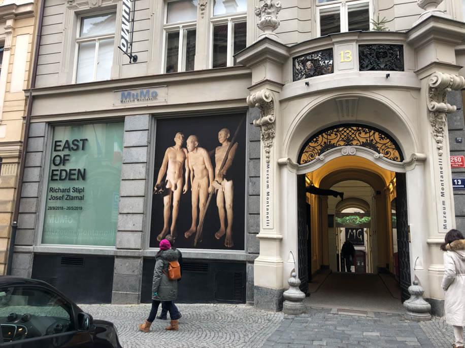 MuMo Prague Museum Montanelli