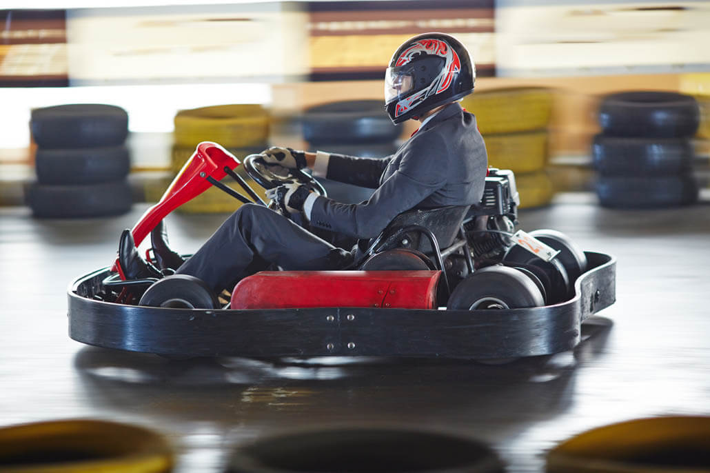 Go Karts in Prague