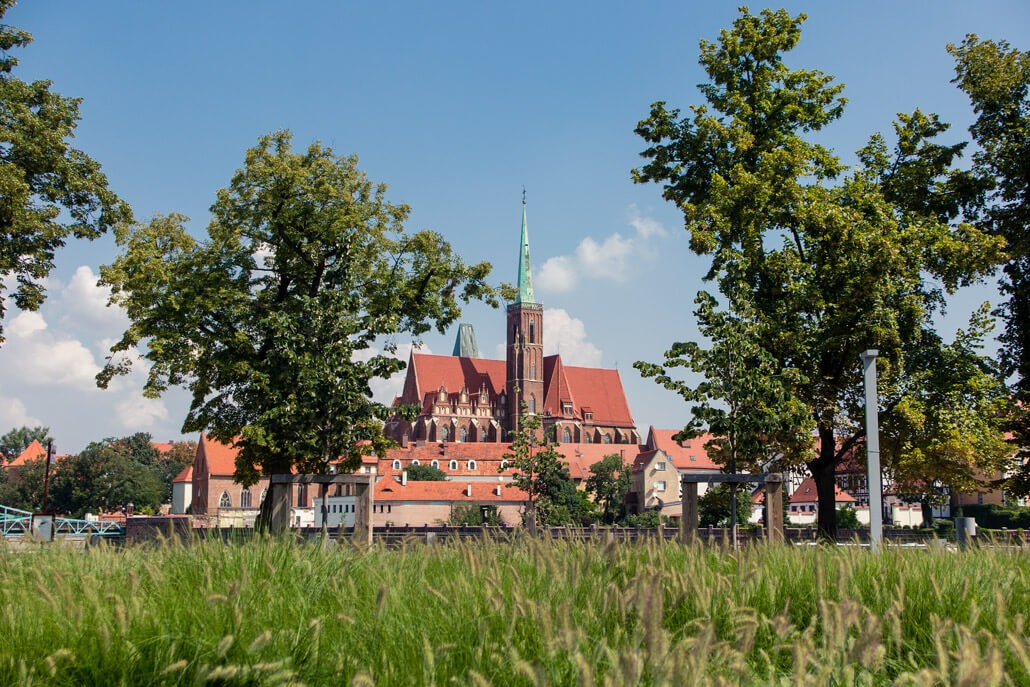 Wroclaw's Double Cathedral