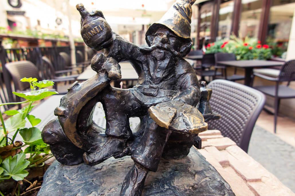 Italian Dwarf in Wroclaw