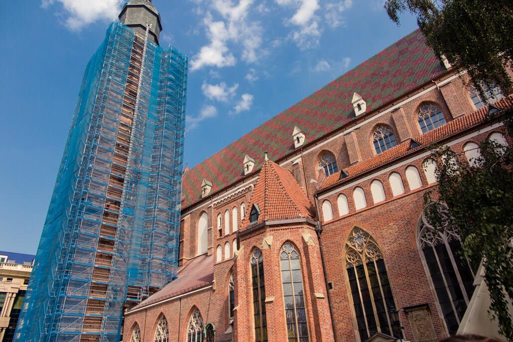 St. Elizabeth Church Wroclaw