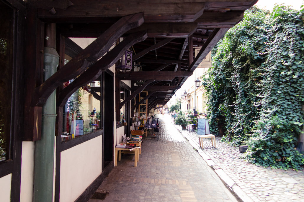 The Shambles / The Butchers' Street Wroclaw