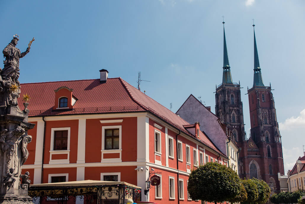 Wroclaw Cathedral (St. John Baptist Cathedral)