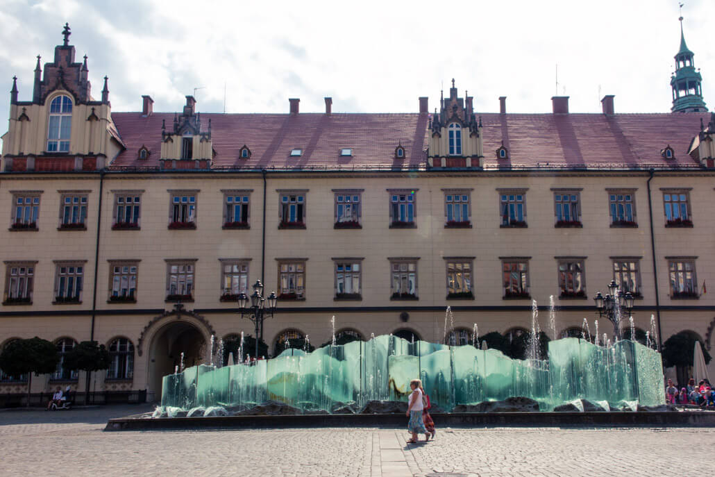Wroclaw New Town Hall