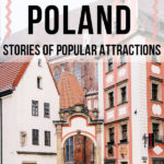 Photo of Wroclaw Poland with text overlay: Stories of Wroclaw tourists attractions