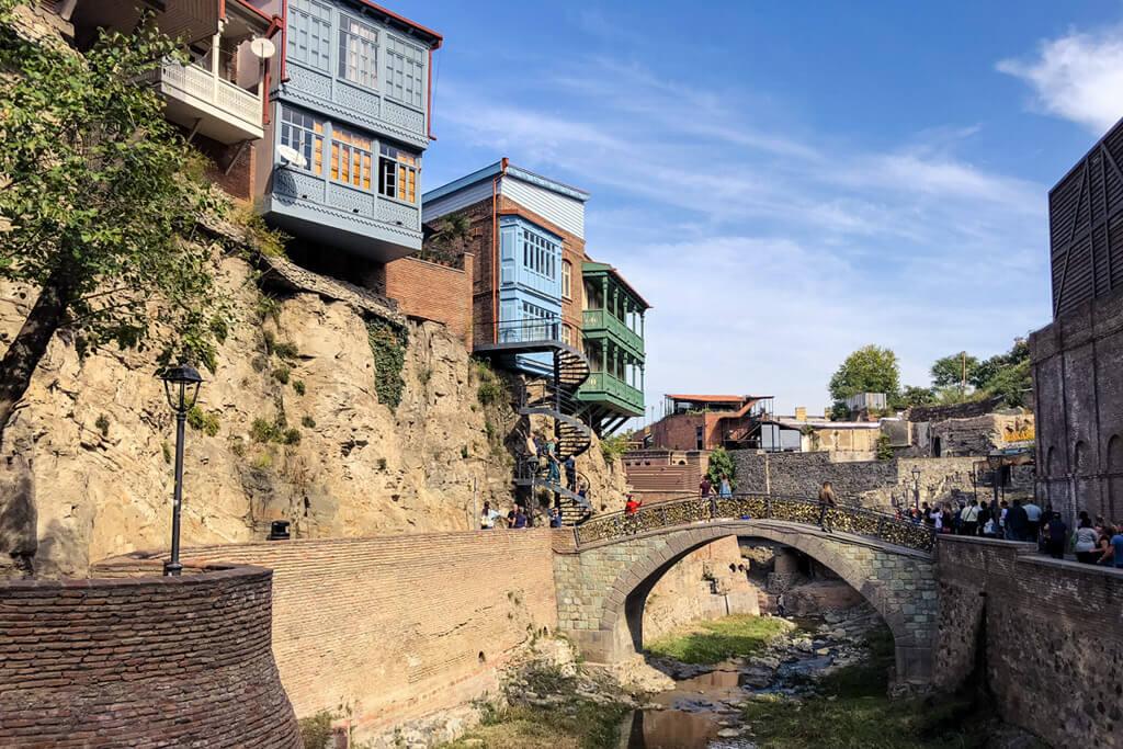Old Tbilisi Georgia
