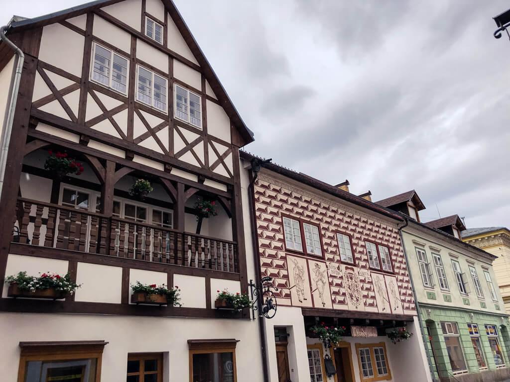 Domky ve Frýdlantu
