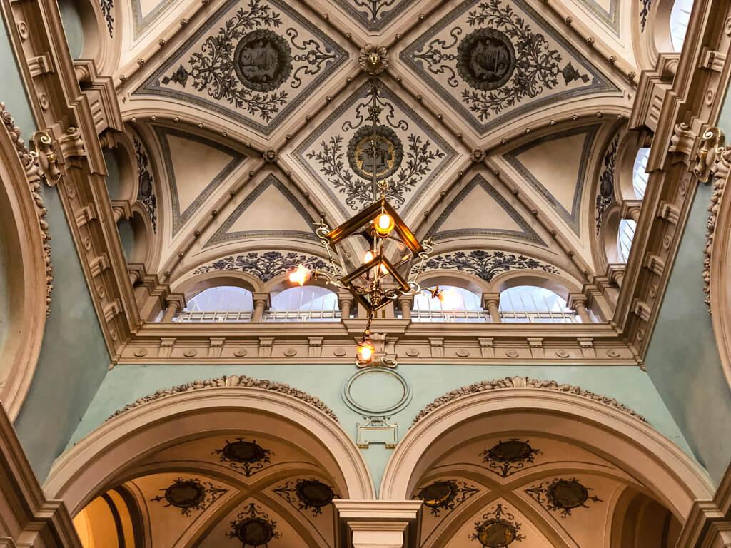 Interiér frýdlantské Radnice