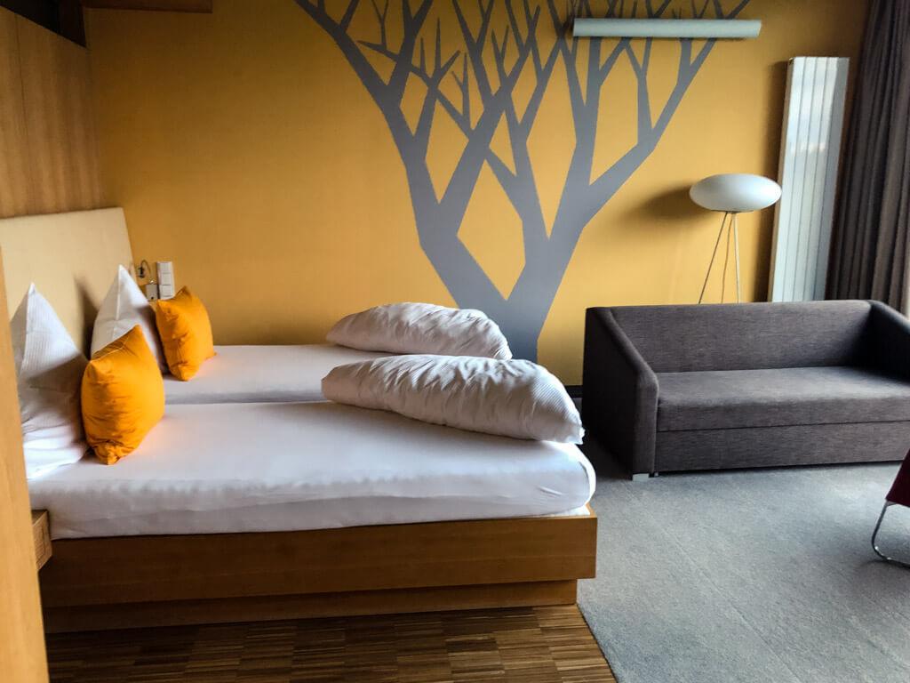 Pokoj v hotelu Antonie