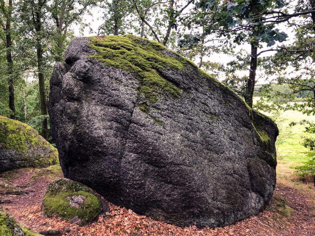 Kameny v přírodě na Frýdlantsku