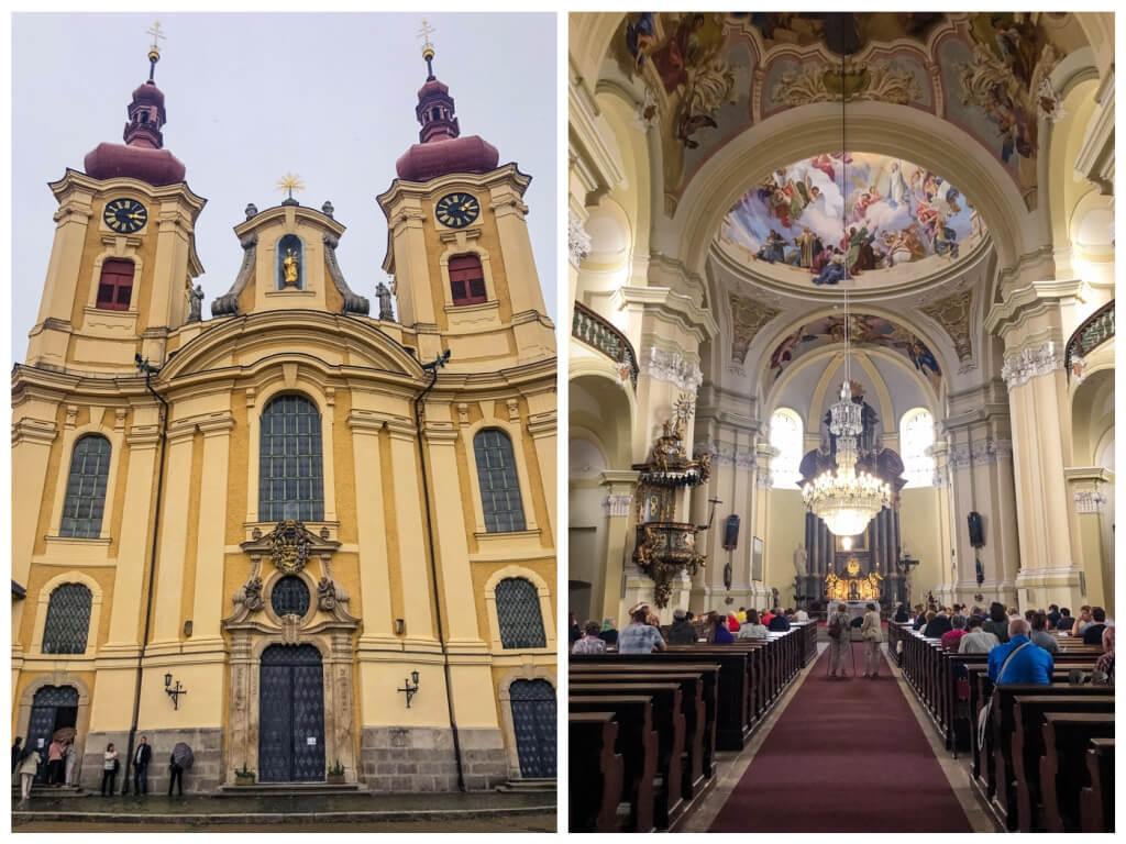Bazilika v Hejnicích