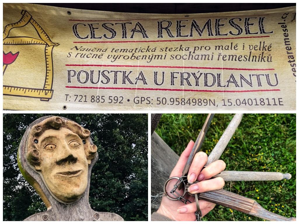 Cesta řemesel na Frýdlantsku