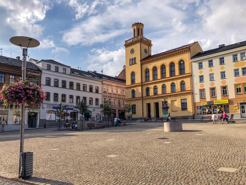 Stará radnice v Jablonci nad Nisou