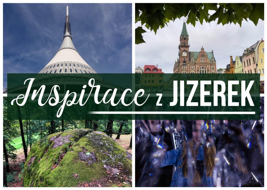 4 fotky z Jizerskýh hor a text