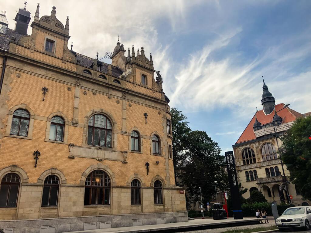 Architektura v Liberci