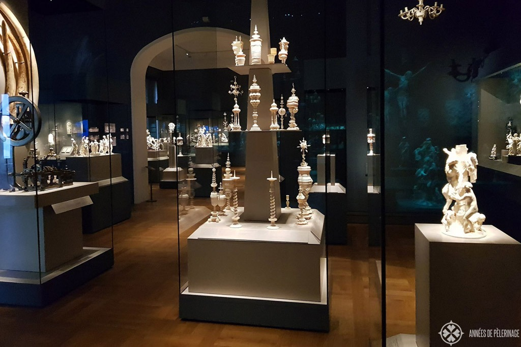 Ivory Collection at the Bavarian National Museum