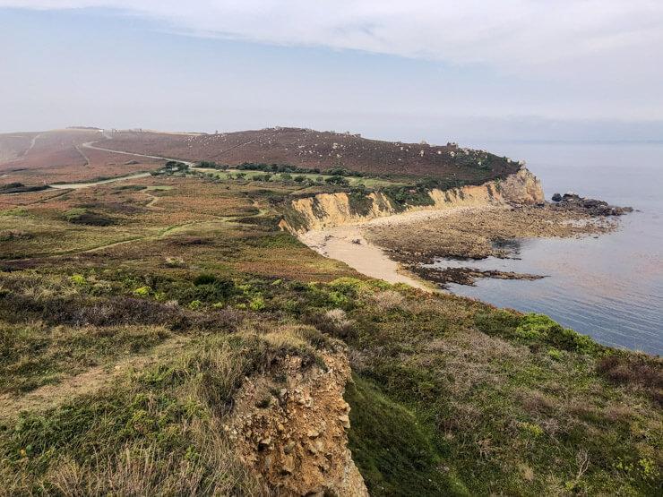 Smaller Cliffs of Crozon near Camaret