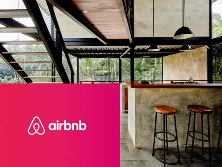 Bali Apartment on Airbnb with Airbnb logo