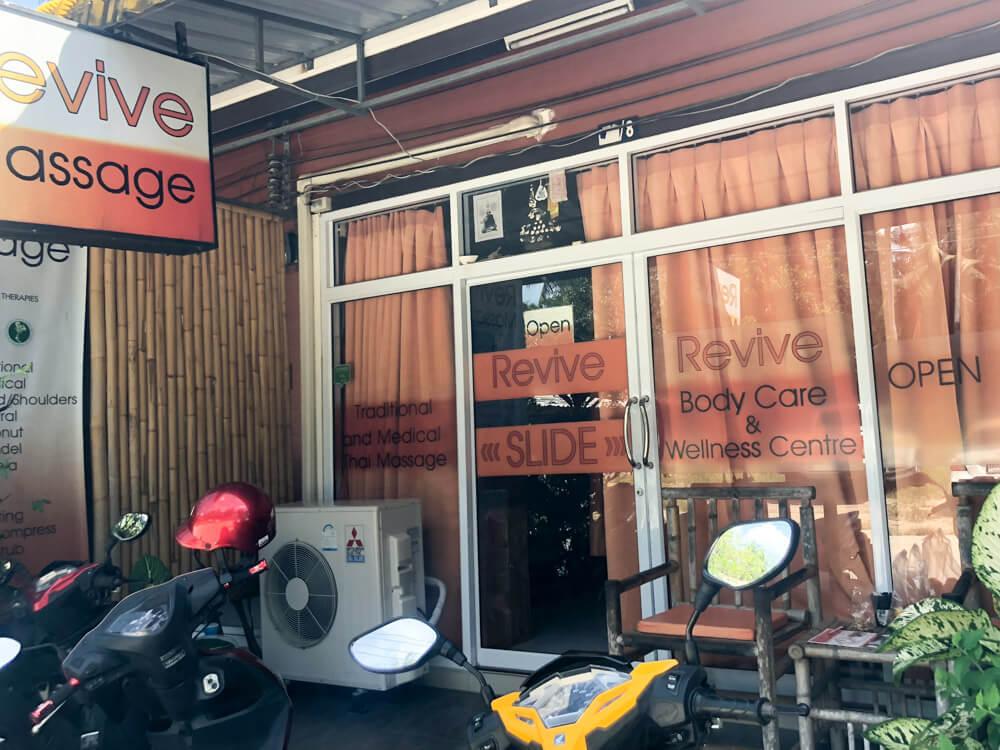 Revive Massage Center Koh Phangan