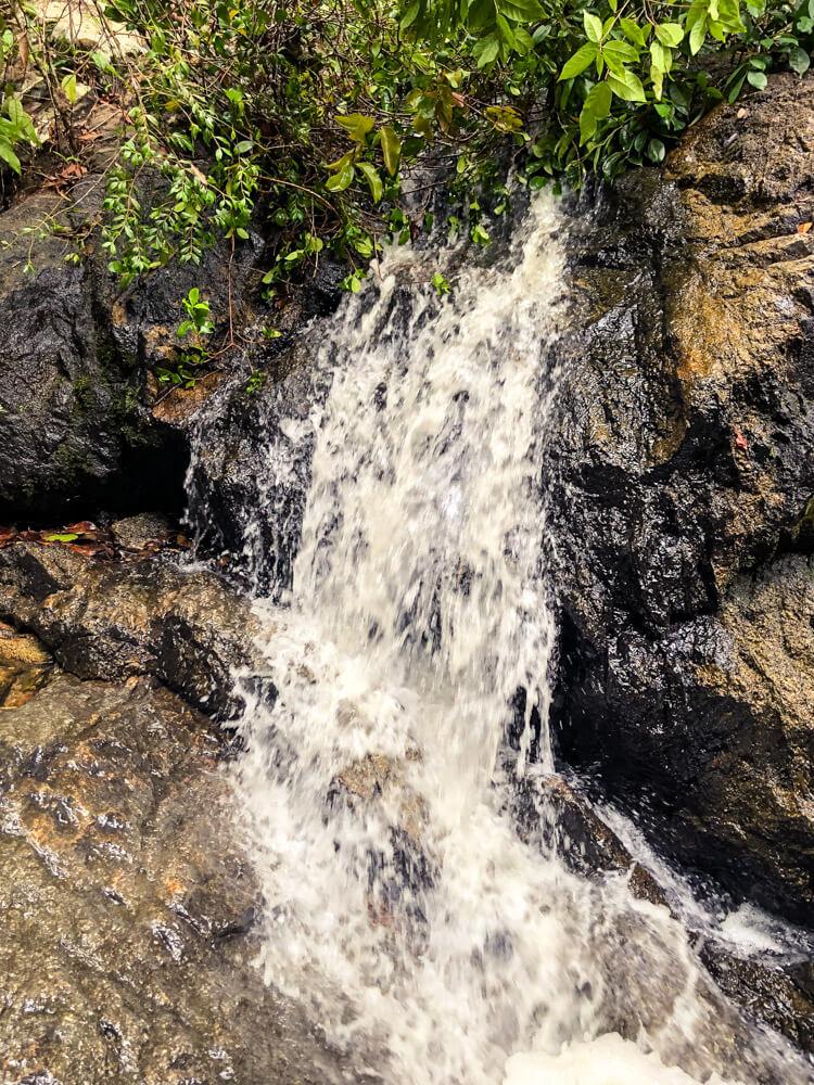 Waterfall in Koh Phangan