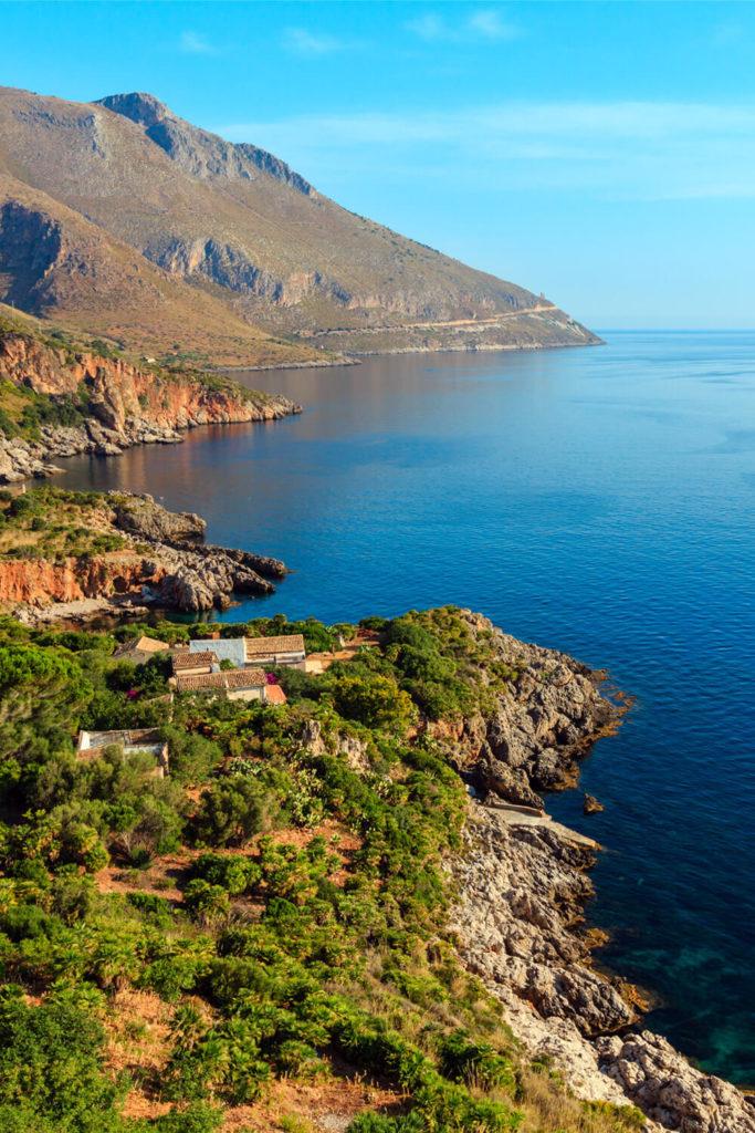 Zingaro Coast Sicily