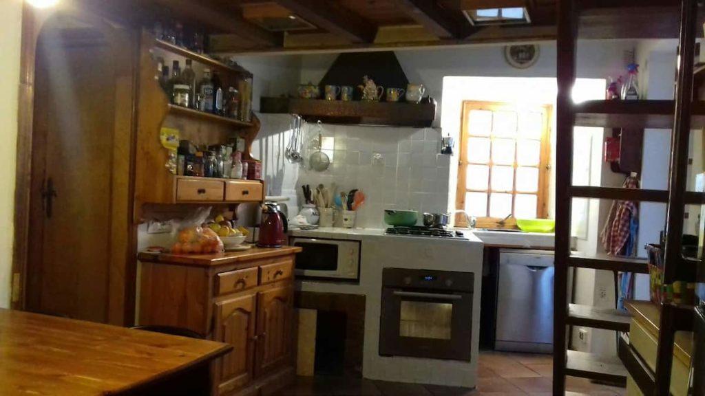 Rome kitchen