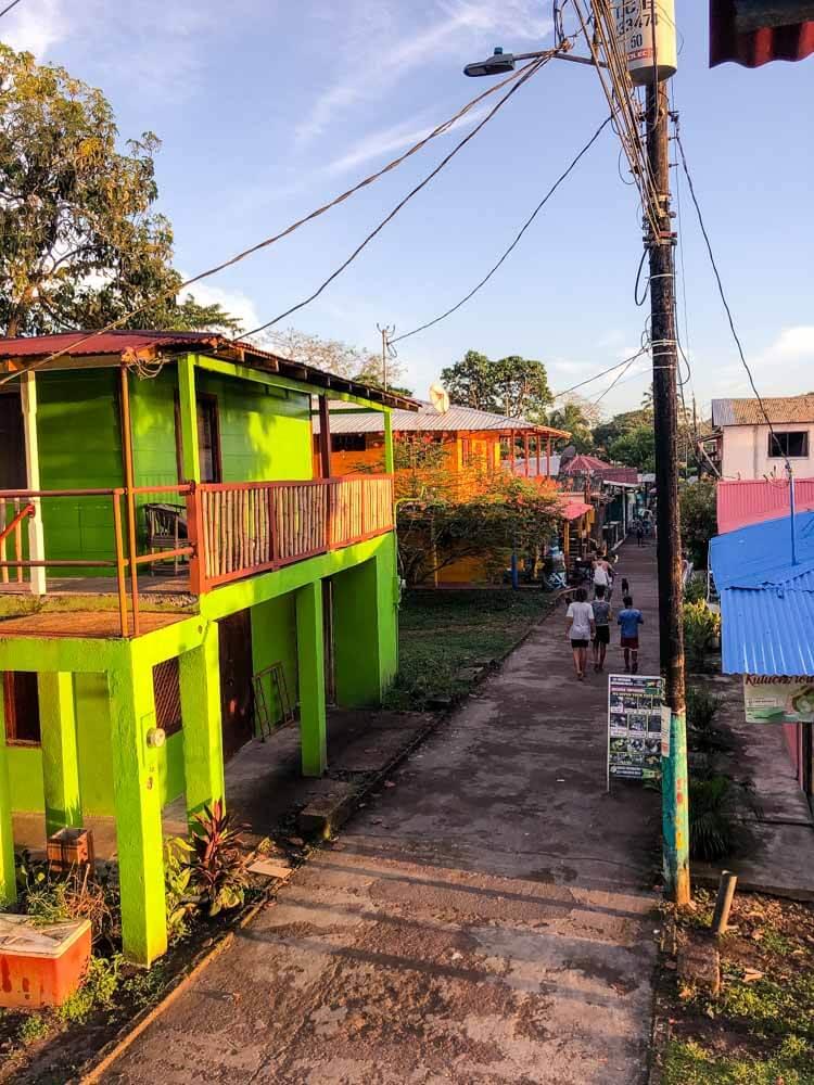 a village in Costa Rica